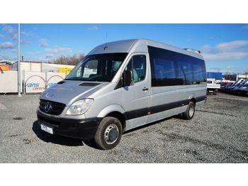 Stadsbus Mercedes-Benz 518CDI BUS 20 sitze / klima/ AHK: afbeelding 1