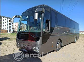 MAN 2013 LION'S COACH EEV 46 RIDERSHIP 2+2 RETARDER INTERCITY BUS - streekbus