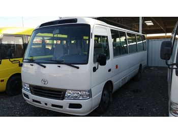 TOYOTA Coaster ... 30 seats .... Japan made ..... not china ....... BEL - suburban bus