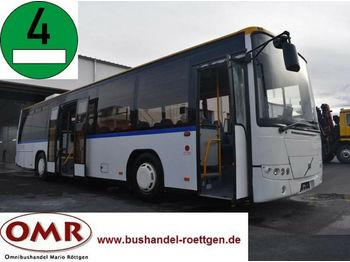 Suburban bus Volvo 8700 BLE / 550 / Integro / Intouro
