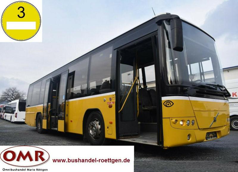 Suburban bus Volvo 8700 LE / 7700 / 415 - Truck1 ID: 3529250