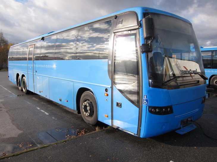 Volvo Carrus 9700 B12 suburban bus from Sweden for sale at Truck1, ID: 1074895