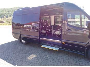 MERCEDES-BENZ 319 Automatik-Komfort -SS,Klima Tisch 9 Pl. Video uvm - touringcar