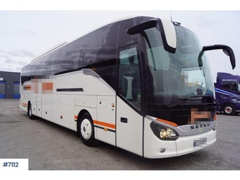 Setra S 516 HD - touringcar