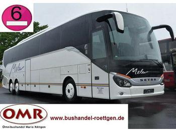 Setra S 517 HD / 516 / 580 / 62 Plätze / Original KM  - touringcar