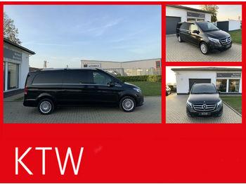 Minibuss Mercedes-Benz V 250 Avantgarde Extralang,2xKlima,Standheizung: bilde 1