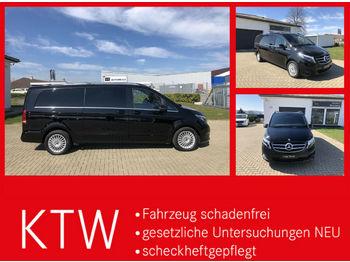 Mercedes-Benz V 250 Avantgarde Extralang,2xKlima,Standheizung  - minibuss