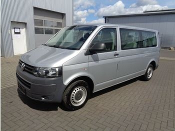Minibussi Volkswagen T5 Transporter Kasten-Kombi Kombi lang