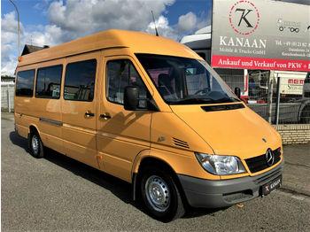 Turistibussi Mercedes-Benz 311 Sprinter CDi 9 Sitze+3 Rollstuhl Rampe
