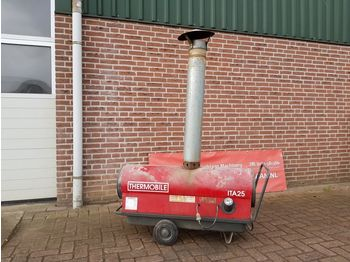 THERMOBILE ITA-25 Heaters - byggvarmer