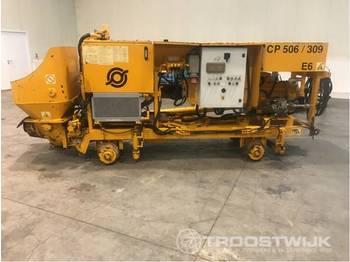Cifa CP506/309E6 - betongpump