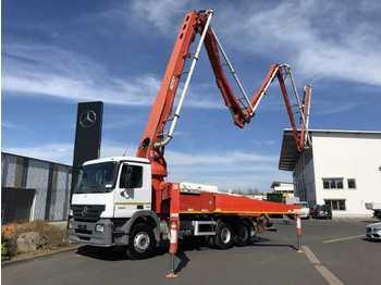 Mercedes-Benz Actros 2641 6x4 Betonpumpe Sermac 5Z37 37m Funk  - betongpump