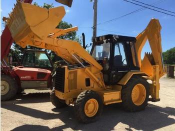 Caterpillar 428 B - grävlastare