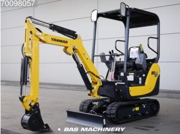 Minigrävmaskin Yanmar SV16 NEW unused 2018 machine: bild 1