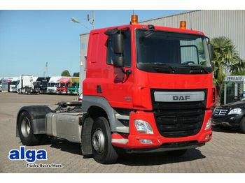 DAF CF 85-460 4x2, kipphydraulik, Automatik, klima  - cabeza tractora