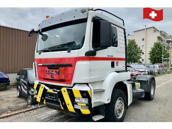 MAN TGS 18.480 Hydro Drive  - cabeza tractora