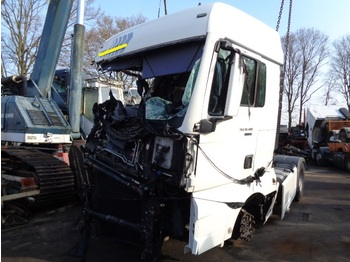 Cabeza tractora MAN TGX 18.480 demolition