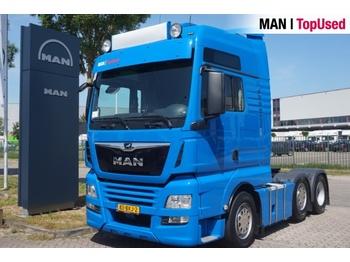 MAN TGX 26.460 6X2/4 BLS - cabeza tractora
