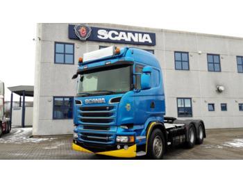 Cabeza tractora SCANIA R560