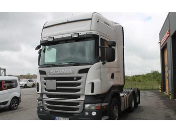 Scania R400LA6X2MNA  - cabeza tractora