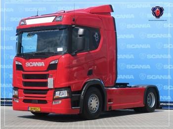 Scania R410 A4X2NA SCANIA R410 A4X2NA   2018   LZV   RETARDER   NAVIGATION - cabeza tractora
