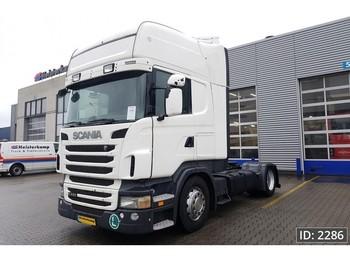 Scania R440 Topline, Euro 5, Intarder - cabeza tractora