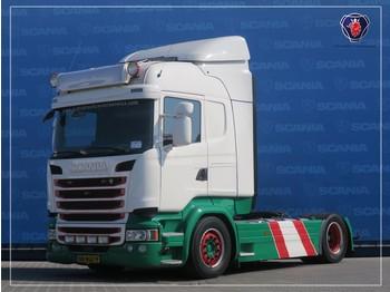 Scania R450 LA4X2MEB   8T   VOLUME   MEGA   1400L   SCR   DIFF - cabeza tractora