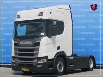 Scania R 450 A4X2NB   EX SCANIA RENTAL   SCR   DIFF   NAVI   FULL AIR   - cabeza tractora