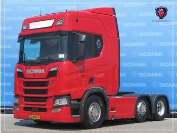 Scania R 450 A6X2/4NA   NEXT GEN   PTO   RETARDER   NAVIGATION - cabeza tractora