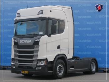 Scania S 500 A4X2NB   S-CABIN   FULL AIR   STAND ALONE AIRCO   DIFF - cabeza tractora