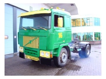 Volvo f12-380/MANUEL GEARBOX - cabeza tractora