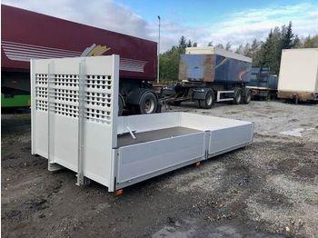 Lava 3880mm - carroçaria - caixa aberta