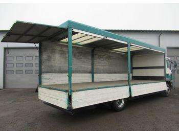 MAN NAPOJÓWKA - carroçaria para furgões