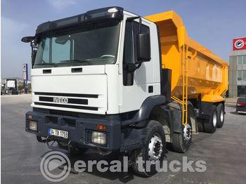 IVECO 2006 EURO TRAKKER 410 HARDOX TIPPER - caminhão basculante