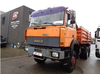 Caminhão basculante Iveco 260 E 34 v8 deutz 6x6