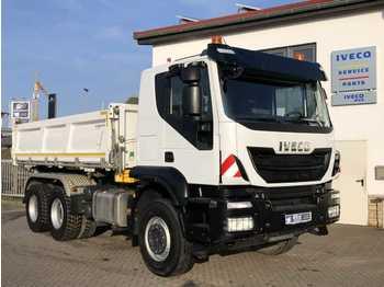 Caminhão basculante Iveco AT260T50 6x4 Kipper + Bordmatik