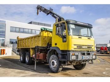 Iveco EUROTRAKKER 380E34 - caminhão basculante