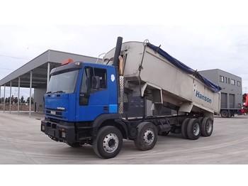 Iveco Eurotrakker 320 E 34 (MANUAL PUMP / STEEL SUSPENSION) - caminhão basculante