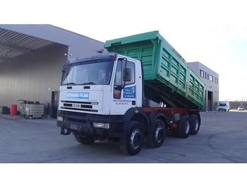 Iveco Eurotrakker 340 E 34 (FULL STEEL/ MANUAL GEARBOX) - caminhão basculante