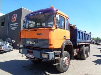 Caminhão basculante Iveco Magirus 260.34 Air cooled V 8 6x6