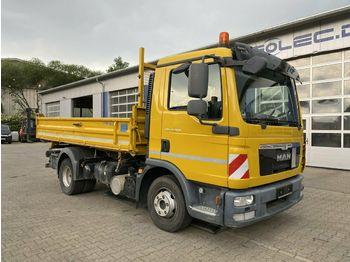 Caminhão basculante MAN 12.250 4x2 Euro 5 Dreiseitenkipper Meiller