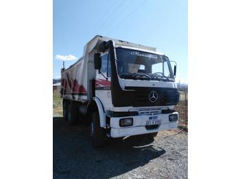 Mercedes Actros 3031 - caminhão basculante