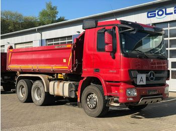 Caminhão basculante Mercedes-Benz Actros 2648 6x4 Euro 5 Kipper Bordmatic Retarder