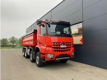 Mercedes-Benz Arocs5_3251_8x4_3SeitenKipper_Meiller  - caminhão basculante