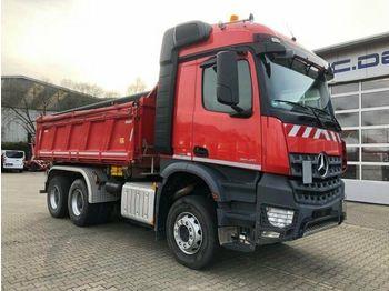 Caminhão basculante Mercedes-Benz Arocs 2645 6x4 Euro 6 Dreiseitenkipper MEILLER: foto 1