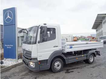 Caminhão basculante Mercedes-Benz Atego 816 K 4x2 Meiller Kipper + AHK NEU