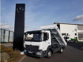 Caminhão basculante Mercedes-Benz Atego 818 K 4x2 Meiller Kipper Klima AHK