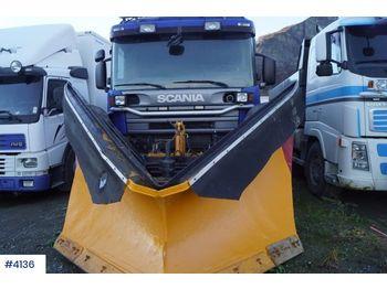 Caminhão basculante Scania P124