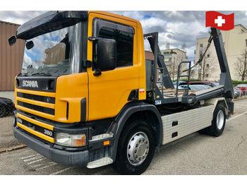 Caminhão multibenne Scania P114 Welaki UT