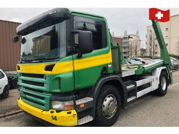 Caminhão multibenne Scania P270